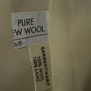 Vintage Jackets & Coats - Vintage wool teddy bear jacket
